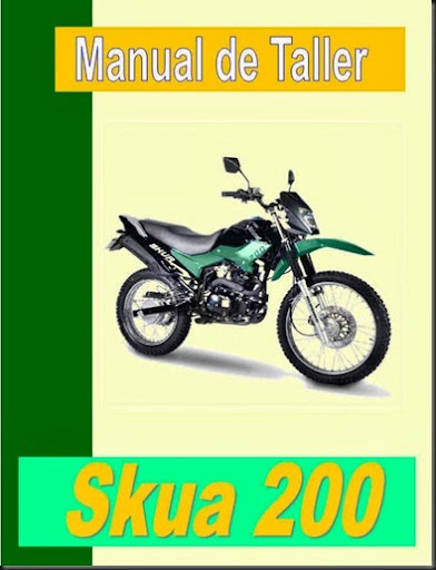 manual taller skua 200