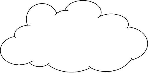 Sol Y Nubes Para Colorear Imprimir Dibujos