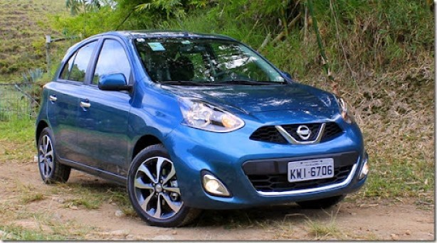 Nissan March 2015 New (3)