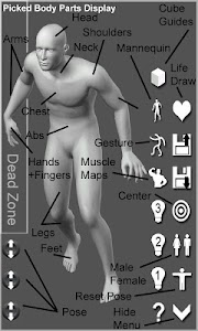 Pose Tool 3D screenshot 0
