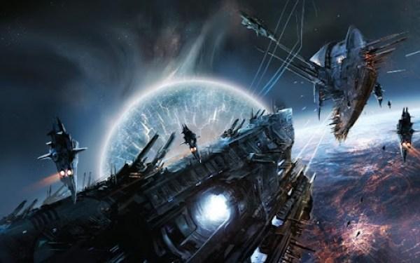 Scifi escape