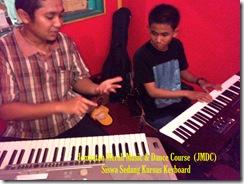 Siswa Kursus Jembatan Merah Music & Dance Course (1)
