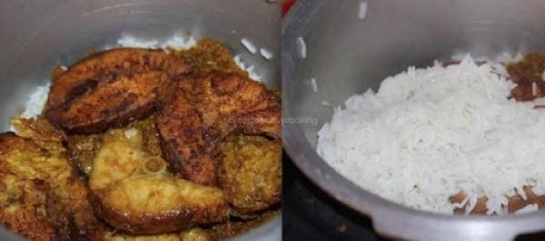 Fish Biryani Step13
