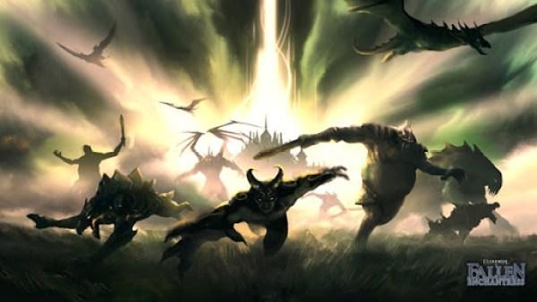 Elemental Fallen Enchantress 2