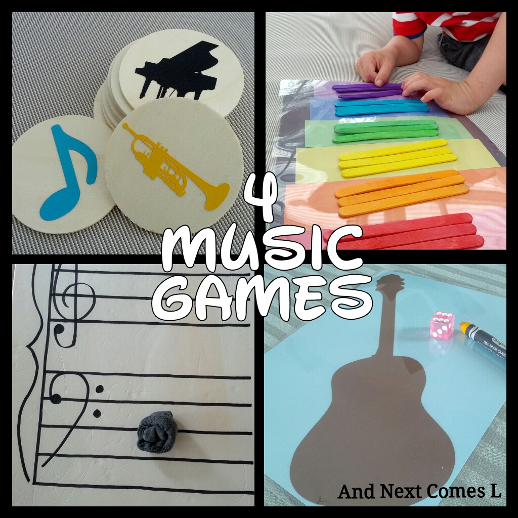 4 Music Games For Toddlers Amp Preschoolers Music Activities For Kids