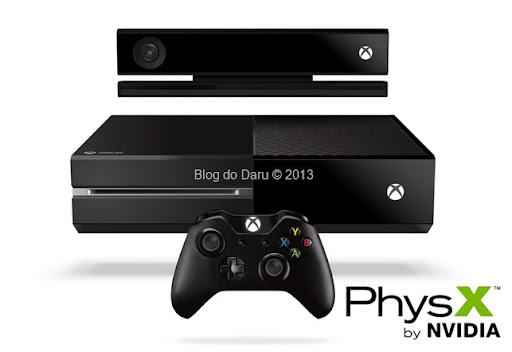 NVIDIA Brasil afirma PhysX e APEX serão tecnologias que estarão presentes no Xbox One