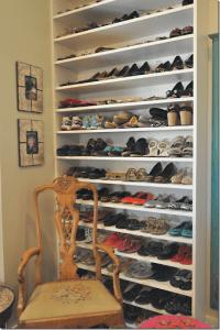 Garage Shoe Rack Plans PDF Woodworking