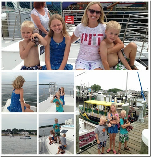 boat Collage