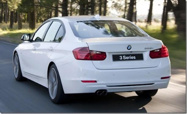 Novo BMW Série 3 é lançado oficialmente por R$ 171 (4)