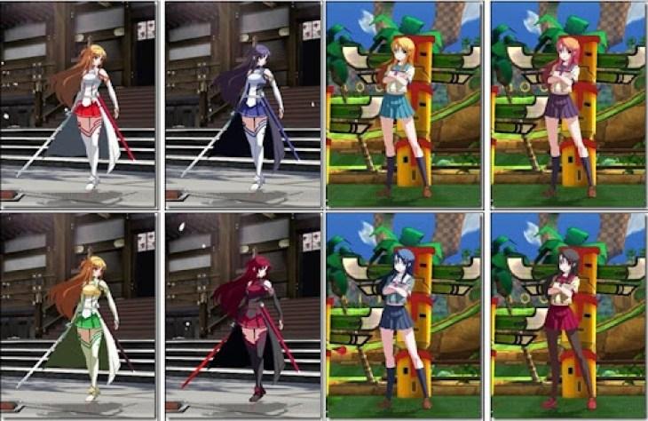 Dengenki-Bunko-Fighting-Climax_Characters