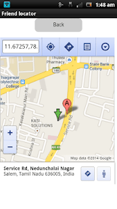 Cse(A)-2014 Locator screenshot 3