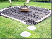 Delightful Order: Creating a Backyard Fire Pit