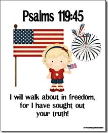Psalm 119:45