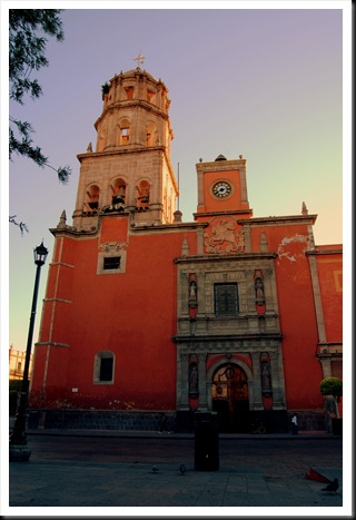 church queretaro