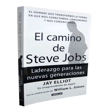El Camino de Steve Jobs – Jay Elliot