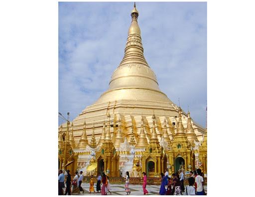 shwedagon yangon