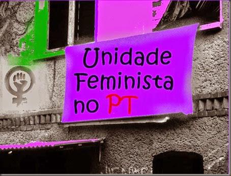 Unidade Feminista no PT