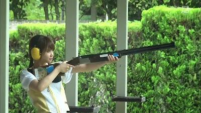 永尾まりや(まりやぎ)銃その1