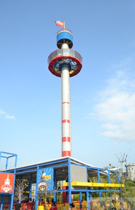legoland malaysia tower 1