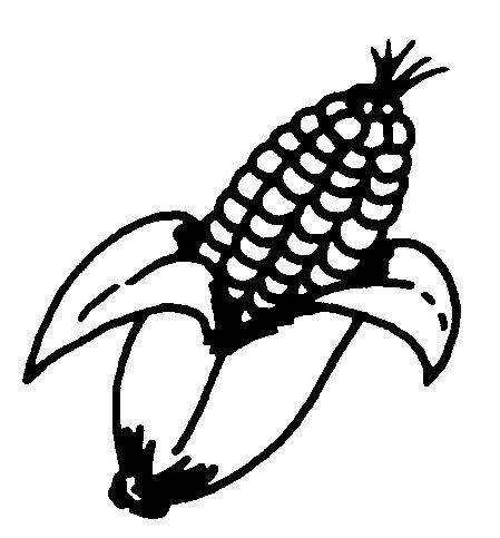 √ Para colorear grano de maiz