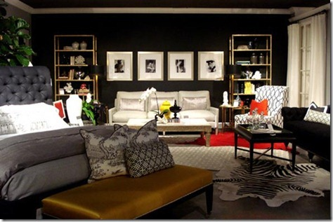 Kardashian Room Interior Design and Romance  attractive