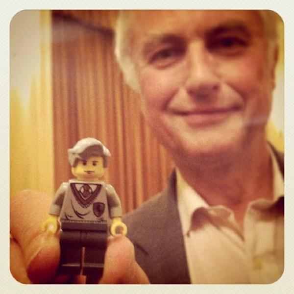 Richard Dawkins LEGO