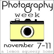 Photography Week Button, Yellow 2