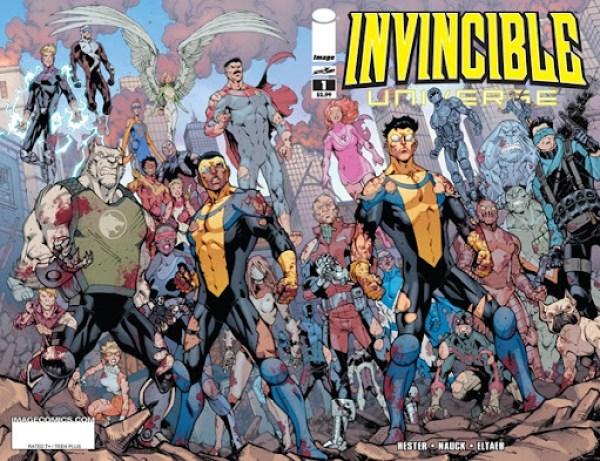Invincible Universe #1 - página 32
