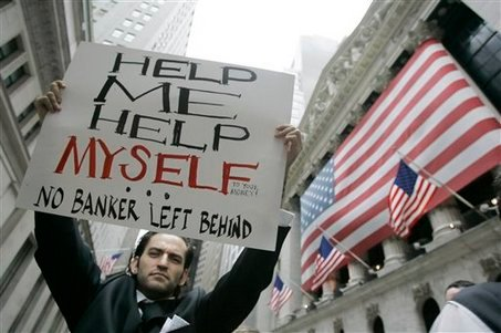 15 Protest Wall Street Signs Ideas