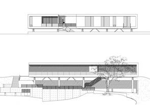 plano-corte-seccion-Residencia-Oakpass