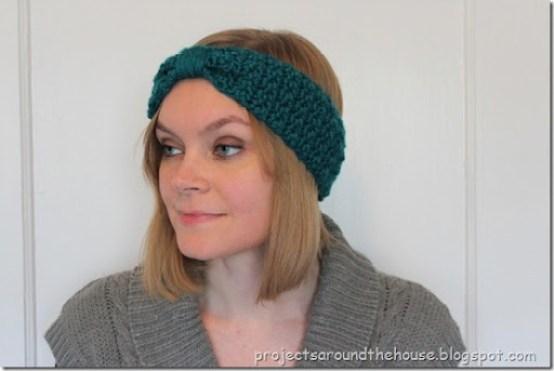 Crochet Turban Ear Warmer Pattern Renewed Claimed Path