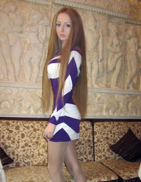 Valeria Lukyanova 18