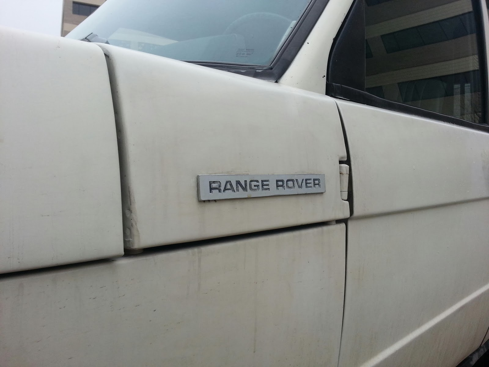 Randomly Meeting Another Range Rover Owner – OKIEROVER