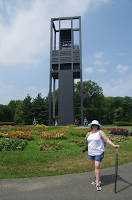 Netherlands Carillon - it was supposed to rain.