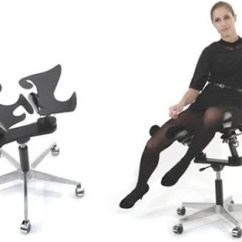 Anthro Ergonomic Verte Chair Silver Velvet Dining Chairs And Table Alizul 15 Awesomely Office The Limbic Is One Cool Switzerland Based Company Inno Motion Used Some Of Latest Principles Neuroscience Ergonomics To Come Up With
