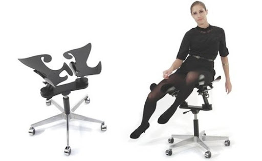 anthro ergonomic verte chair lightweight folding alizul 15 awesomely office chairs the limbic is one cool switzerland based company inno motion used some of latest principles neuroscience and ergonomics to come up with