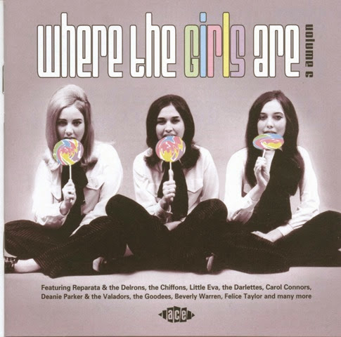 Where The Girls Are Vol. 6 - front