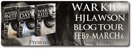 war kids banner