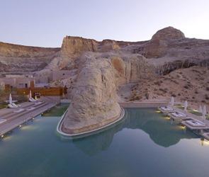 piscina-de-diseño-Resort-Spa-Amangiri