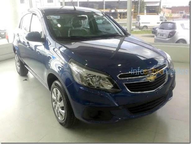 Chevrolet Agile 2014 (1)