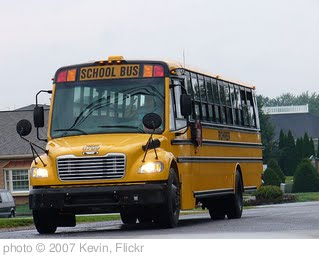 'Weird School Bus' photo (c) 2007, Kevin - license: http://creativecommons.org/licenses/by/2.0/