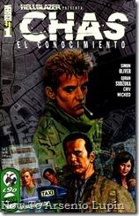 P00001 - Hellblazer - Chas - El conocimiento #1