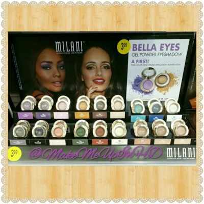 Milani Bella Eyes