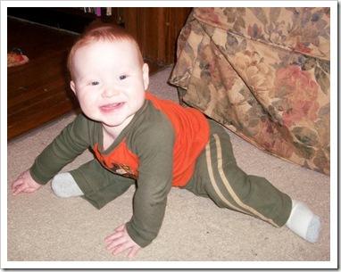 Mason S Spina Bifida Journal Nine And A Half Months Old