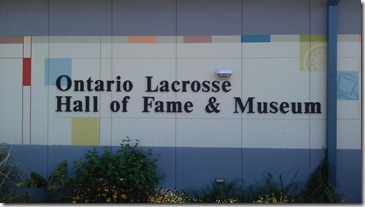 Ontario Lacrosse Hall of Fame