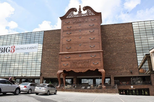 Gigantic Chest Of Drawers At High Point North Carolina