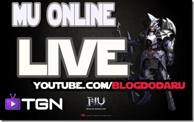 Mu Online Live da semana