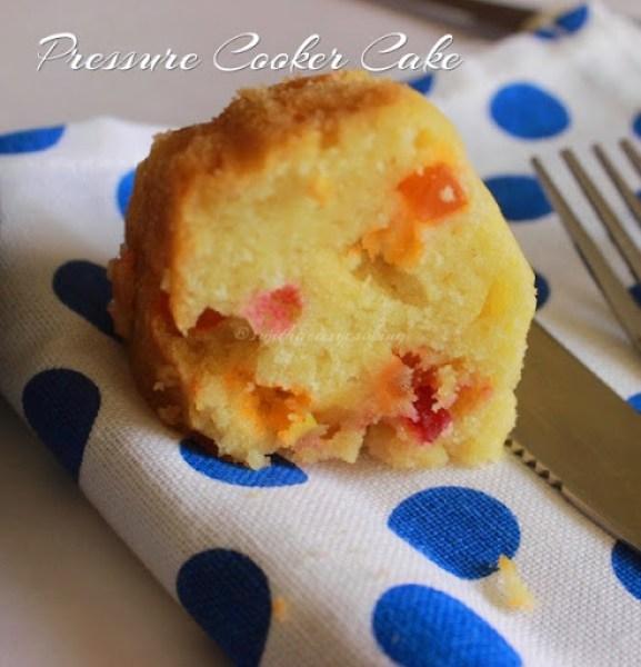 Pressure Cooker Cake5