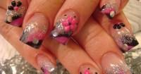 Crazy Acrylic Nail Designs | Nail Designs, Hair Styles ...