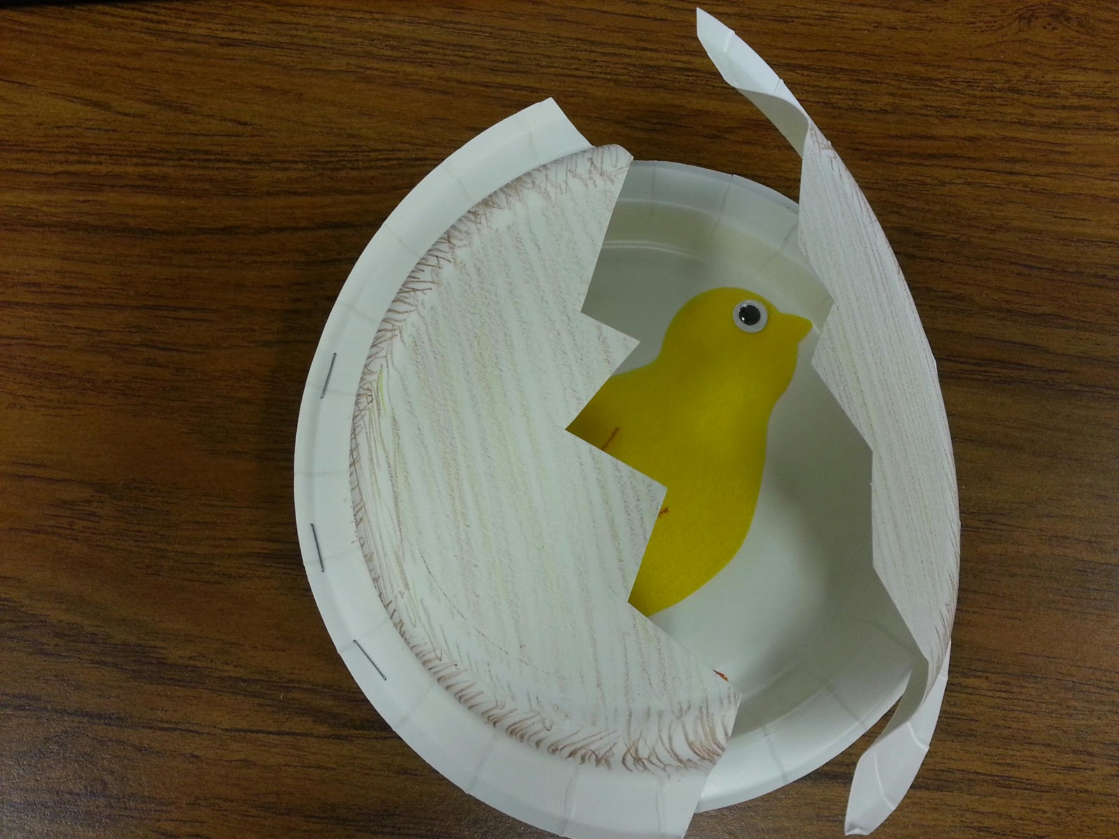 Misadventures Of A Ya Librarian Hatching Chick Farm Craft